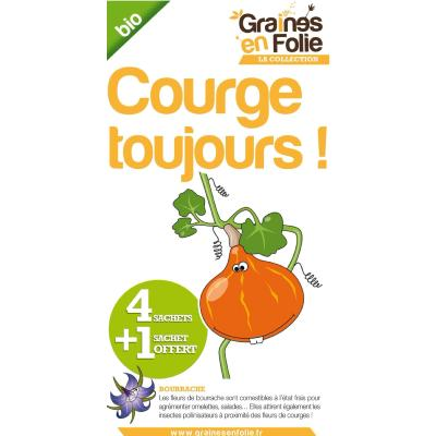 Coffret Courge toujours AB