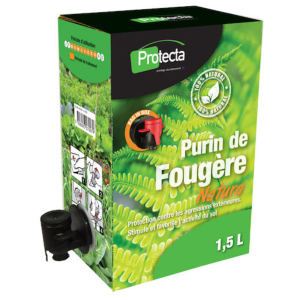 Purin de fougère bag in box 1,5 L