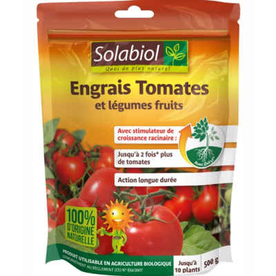 engrais tomates 500 gr solabiol. Black Bedroom Furniture Sets. Home Design Ideas