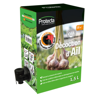 Décoction d'ail bag in box 1,5 L