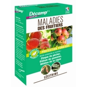 Traitement maladies du verger
